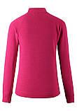 Шерстяная кофта для девочки Reima Svalbard 536456-4650. Размеры 104 - 164., фото 2