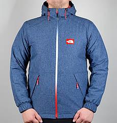 Куртка The North Face (синій)