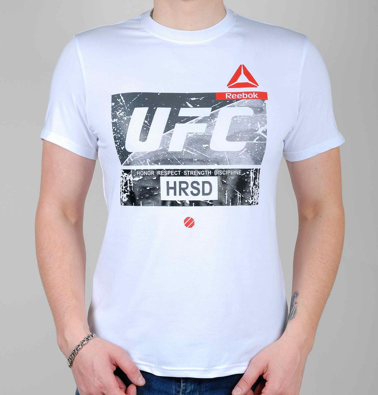 Футболка мужская Reebok UFC (11903-2)