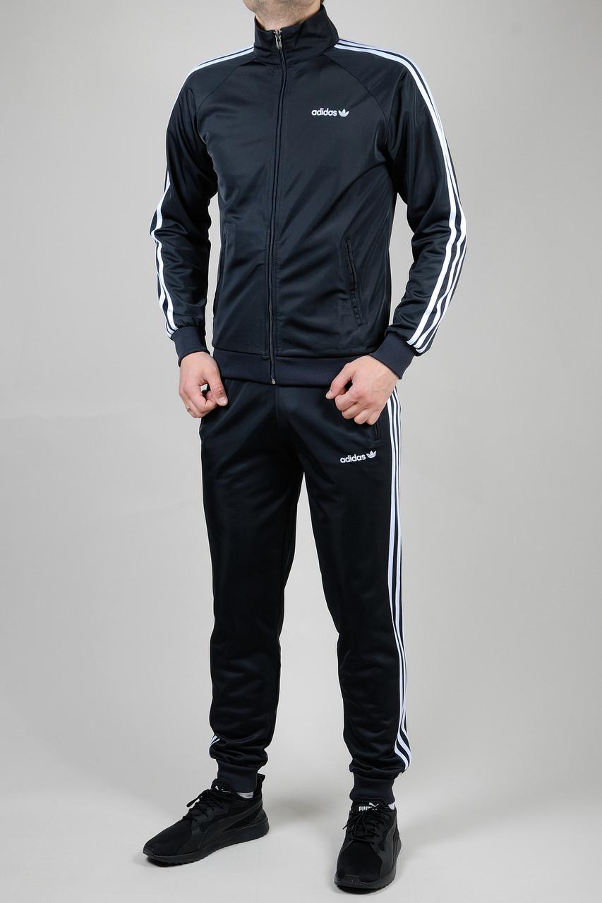 Мужской спортивный костюм Adidas (8199-1)