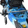 Усиленная блок-доска Nylon для байдарочного троллинга Мотор Монтаж DIY Лодка Marine Accessorie Black - 1TopShop, фото 2
