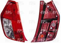 Фонарь задний правый Hyundai I10 08-14 EUR (ПОД 4 ЛАМПОЧКИ) (FPS)