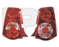 Фонарь задний правый KIA Picanto 08-11 P21/5W/P21W/P21W/PY21W (DEPO)