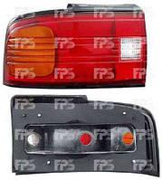 Фонарь задний правый Mazda 323 -94 C SDN рифленое стекло (DEPO)
