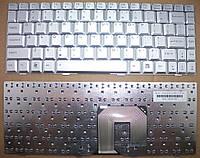 Клавиатура Asus 04GN1F1KTW10 серебристая