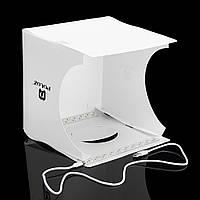 PULUZ PU5022 Портативный 8 дюймов LED Панели Складной Фото Свет Освещение Студия Стрелялки Палатка Софтбокс-1TopShop