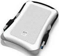 Переносной диск Hdd 2.5 1TB Silicon Power USB3.0 Armor A30 White