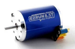 Бесколлекторный двигатель HOBBYWING EZRUN 3650 8.5T 4000Kv для автомоделей