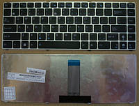 Клавиатура Asus 04GNUP2KFR11-3 серебристая