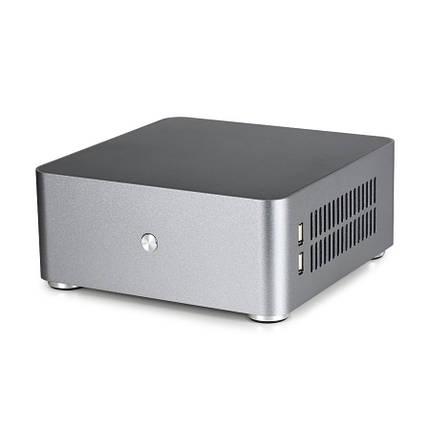 E.miniE-H80SMiniITXКомпьютерЧехол Алюминиевый ПК HTPC Чехол Корпус с двойным USB 3.0 - 1TopShop, фото 2