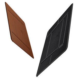 12 / 13.3 / 14.1 / 15.6-дюймовый кожаный складной кронштейн подставка для ноутбука - 1TopShop, фото 2