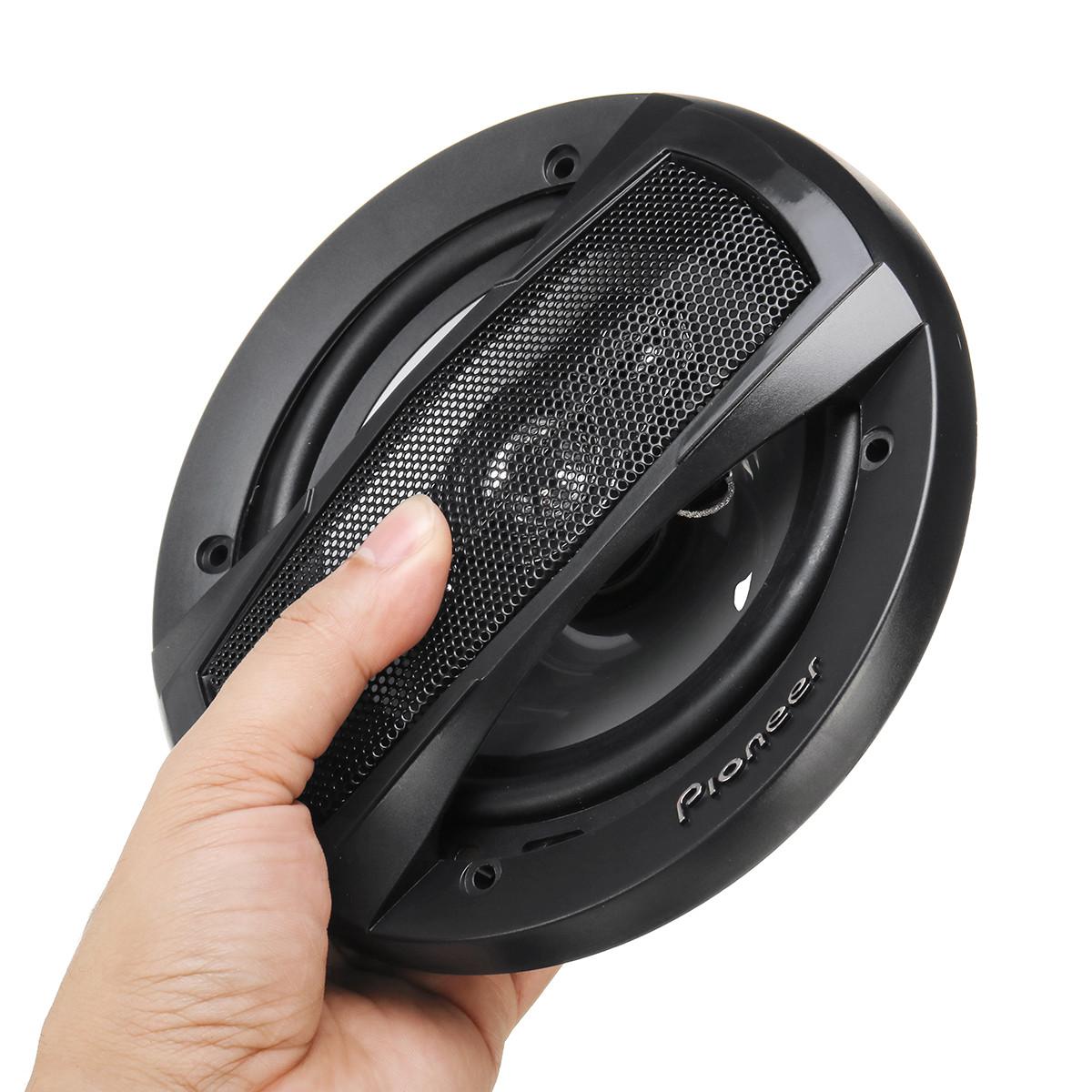 Пара 6-дюймовых динамиков 350 Вт Авто Коаксиальный динамик - 1TopShop