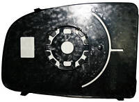 Вкладыш зеркала правого выпуклый верхний Ducato/Jumper/Boxer 06- (пр-во VIEW MAX)