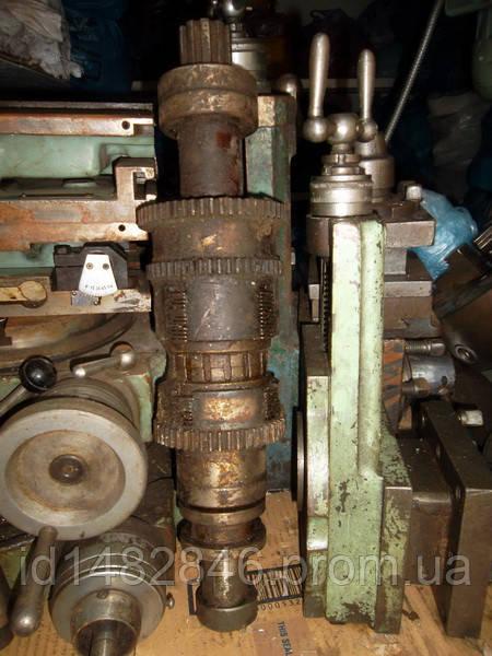 Фрикционный вал токарного станка 1К62