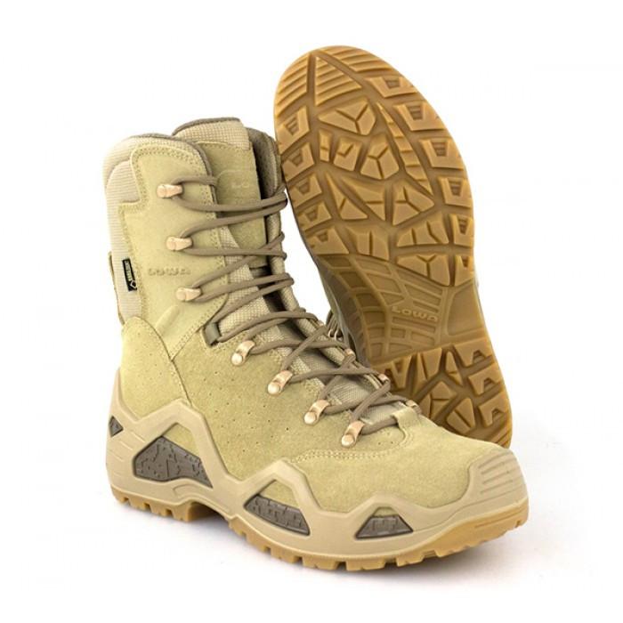 Ботинки LOWA Z-8S GTX демисезонные coyote