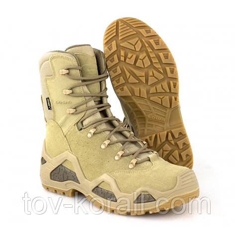 Ботинки LOWA Z-8S GTX демисезонные coyote, фото 2