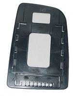Вкладыш зеркала левого выпуклый верхний прямоугольное крепление Mercedes Sprinter 06.06- (FPS)