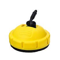 Поворотное поверхностное моечное устройство для очистки поверхности палубы Уборщик пола Машина для очистки поверхности Щетка для пола дл - 1TopShop, фото 3