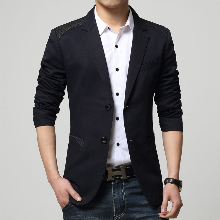 Мужской стильный пиджак. Модель 0508
