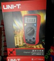 Цифровой мультиметр UT136A измерение постоянного тока напряжения Измерительные щупы
