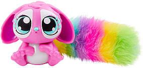 Mattel Lil' Gleemerz Інтерактивний вихованець малюк Тіммі GGD02 tummy Babies Pink Figure