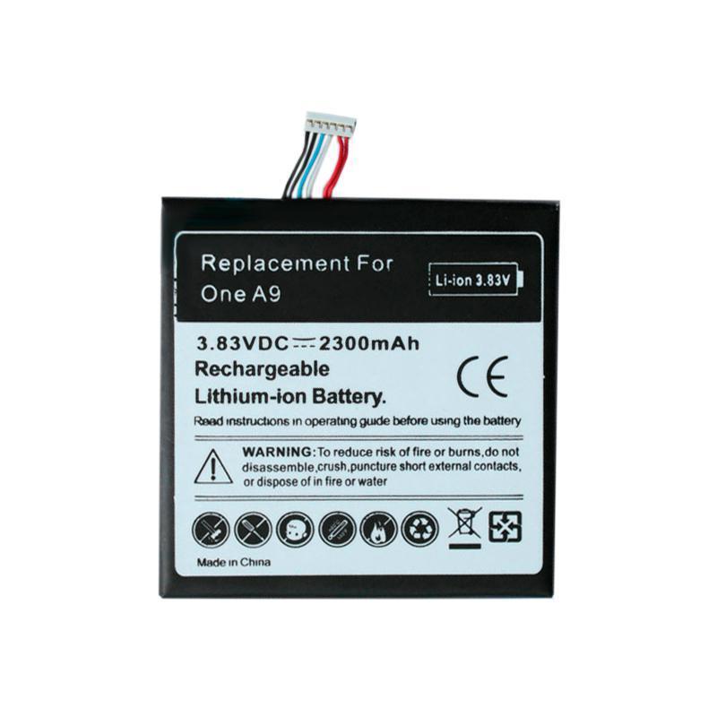 Аккумулятор (батарея) для HTC One (A9) (B2PQ9100) (высокое качество)