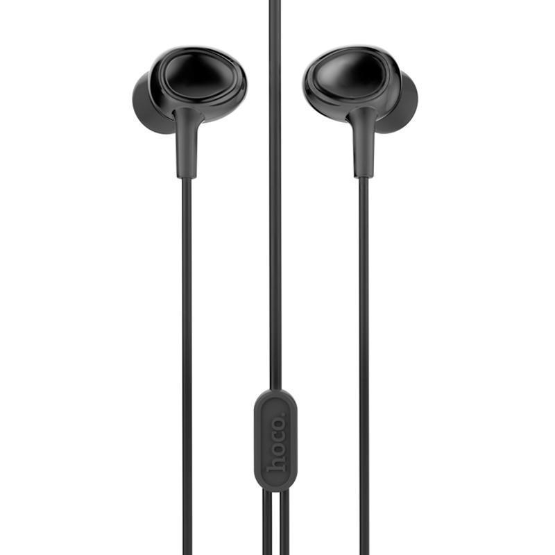 Навушники Hoco M3 чорного кольору