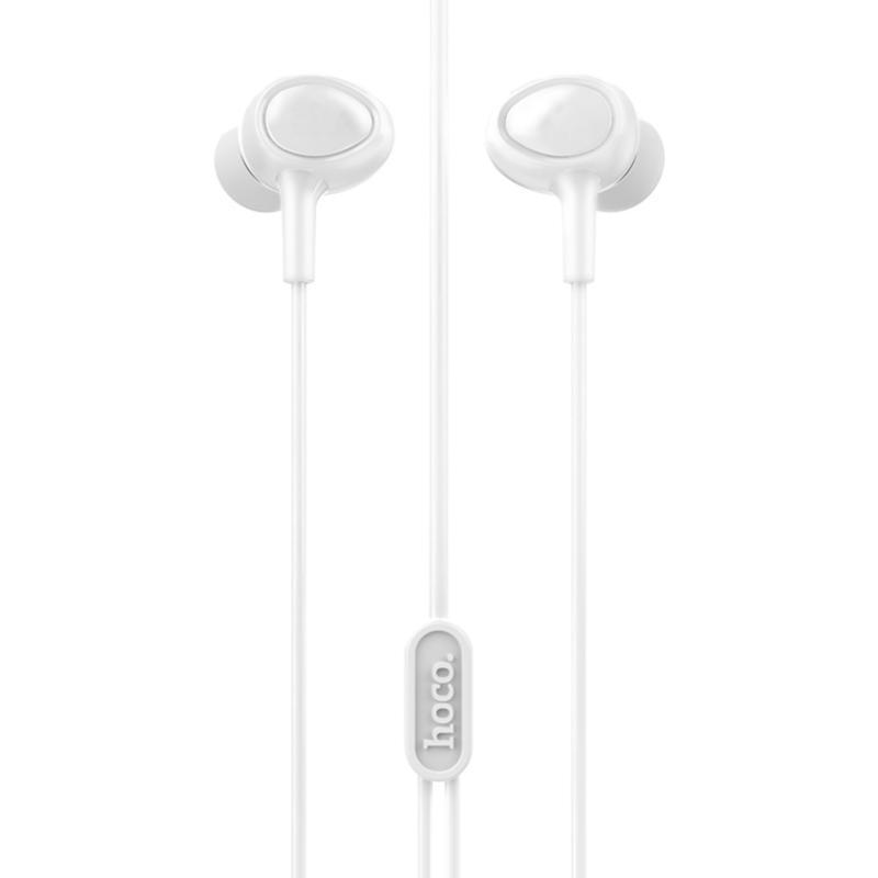 Навушники Hoco M3 білого кольору