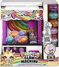 Poopsie игровой автомат с 4 слаймами и 2 фигурки в яйцах 562702 Claw Machine with 4 Slimes 2 Cutie Tooties