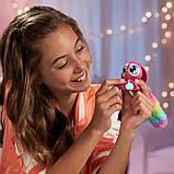 Mattel Lil' Gleemerz Интерактивный питомец малыш Тимми GGD02 tummy Babies Pink Figure, фото 3