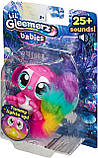 Mattel Lil' Gleemerz Интерактивный питомец малыш Тимми GGD02 tummy Babies Pink Figure, фото 5