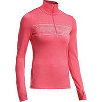 Кофта женская Icebreaker BF 260 Tech Top LS Half Zip