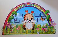 Визитная карточка группы детского сада