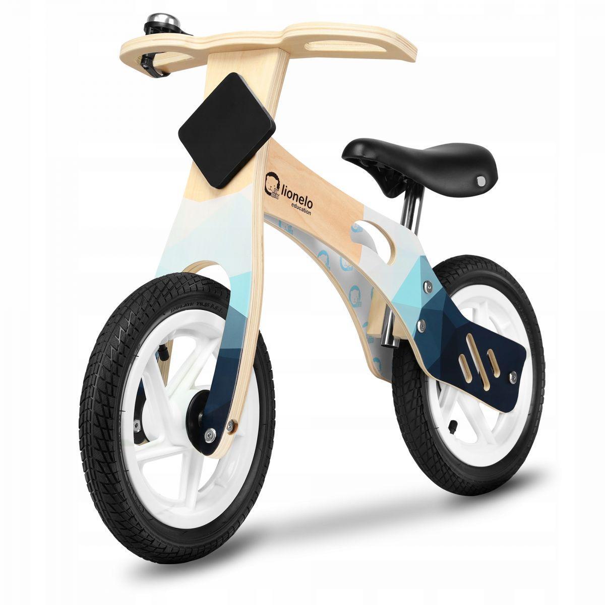 Легкий беговел-велосипед для ребенка Lionelo Willy air