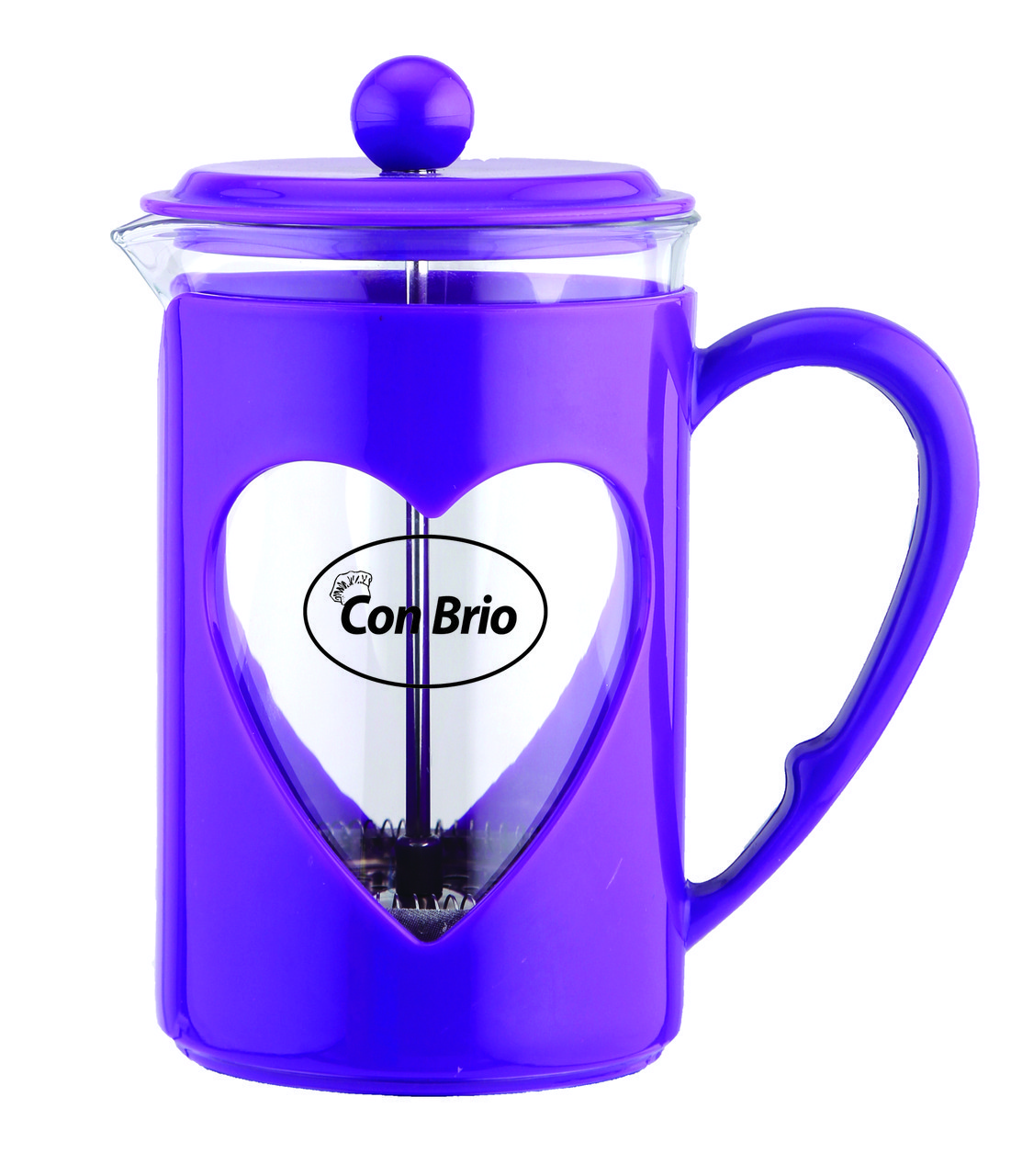 Заварник на 600мл Con Brio СB-5660-viol