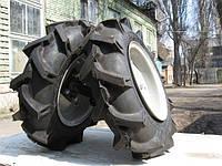 Мотоблок дизельный  Евро-Z8  + пневматические колеса + масло 2 л