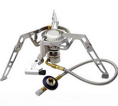 Пальник газовий туристична виносна Kovea Moonwalker - L KB-0211G-L