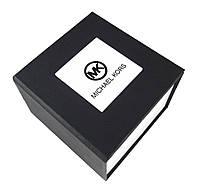 Черная подарочная картонная коробка Michael Kors для наручных часов