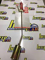 Горелка газовая с регулятором и клапаном 705мм, сопло 115мм, Ø50мм. INTERTOOL GB-0045