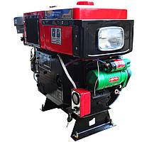Двигатель дизельный Кентавр ДД1105ВЭ с водяным охлаждением (18 л.с.) с электростартером для минитракторов