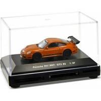 Переносной диск HUB USB2.0 4 ports AUTODRIVE Porsche 911 GT3 RS Orange