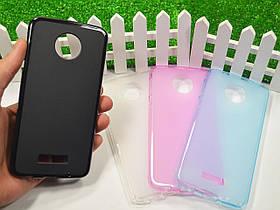 Силиконовый TPU чехол для Motorola Moto Z Play XT1635-02