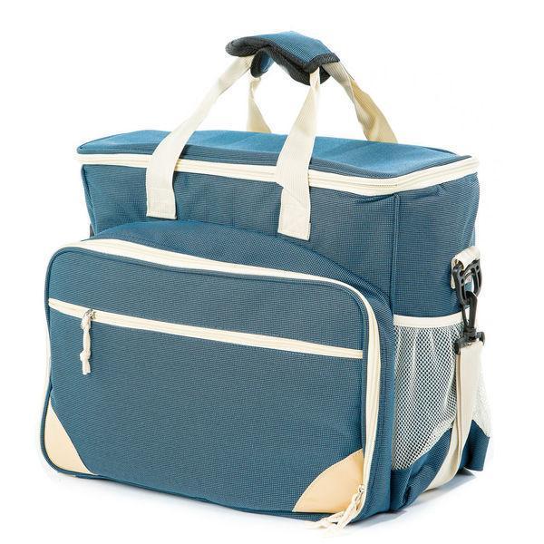 Сумка-холодильник для пикника на 4 персоны CRT26 40х24х33 см походная сумка
