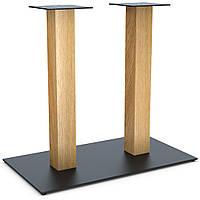 Опора MILANO double wood C19