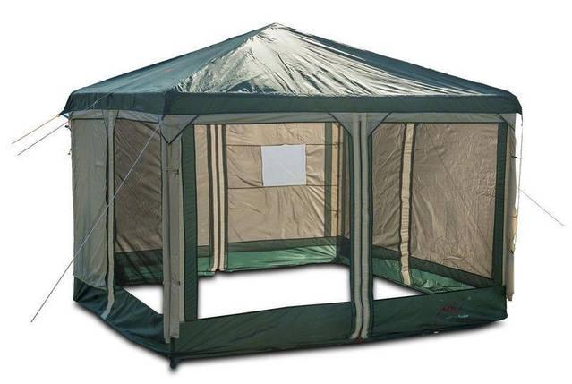 Тент кемпинговый на 1 вход Mimir Х-2902 шатер, фото 2