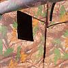 Туристическая кабинка для душа GreenCamp 100*100*185см зеленый/камуфляж походный душ, туалет, фото 2