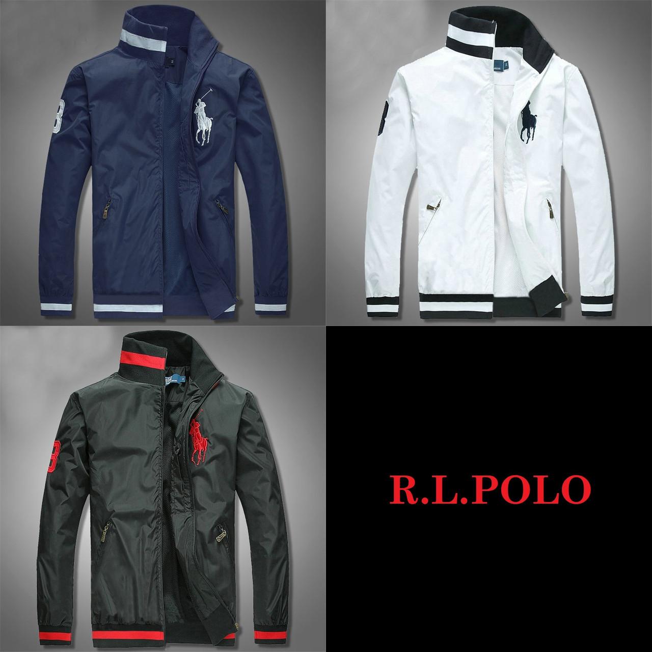 В стиле Ральф поло мужская куртка ралф