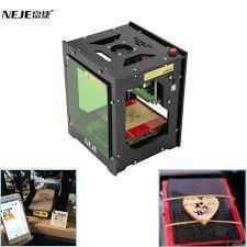 NEJE DK-BL блютус 3000 МВт 450 нм Синий Лазер Гравер Гравер Интеллектуальный Сканер APP 6000 мАч Встроенный Ба