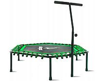 Батут для фитнеса с рукояткой 130 см