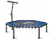Батут для фитнеса с рукояткой 130 см, фото 2